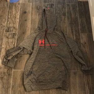 NEVER WORN Men's Small Under Armour Sweatshirt